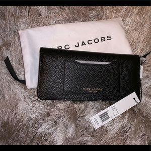 Marc Jacobs Black Wallet